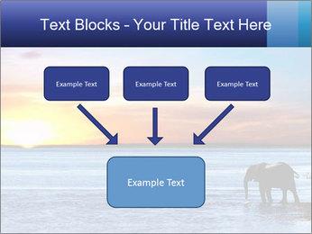 Elephant In Sri Lanka Modèles des présentations  PowerPoint - Diapositives 70