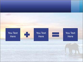 Elephant In Sri Lanka Modèles des présentations  PowerPoint - Diapositives 95