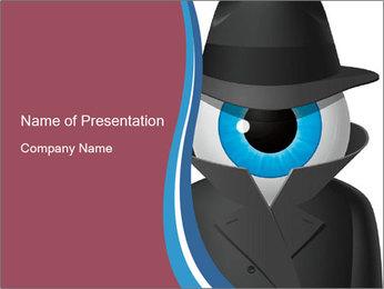 Super Spy PowerPoint Template