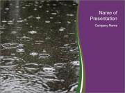 Rainy Season PowerPoint Templates