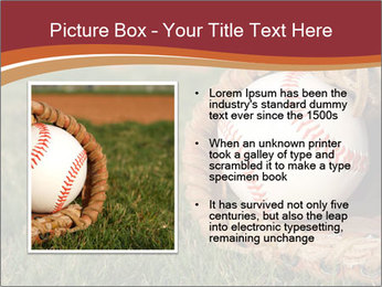 Baseball Competition PowerPoint Templates - Slide 13