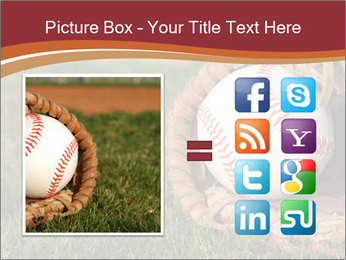 Baseball Competition PowerPoint Templates - Slide 21