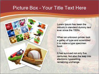 Baseball Competition PowerPoint Templates - Slide 23