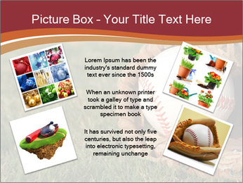 Baseball Competition PowerPoint Templates - Slide 24