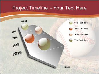 Baseball Competition PowerPoint Templates - Slide 26