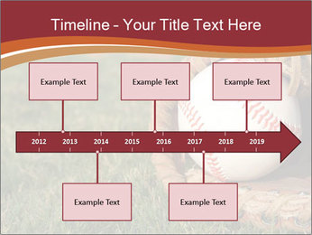 Baseball Competition PowerPoint Templates - Slide 28