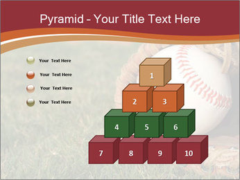 Baseball Competition PowerPoint Templates - Slide 31