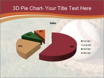 Baseball Competition PowerPoint Templates - Slide 35