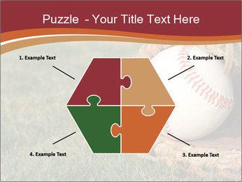 Baseball Competition PowerPoint Templates - Slide 40