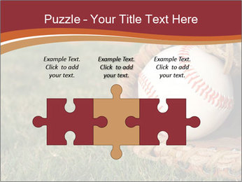 Baseball Competition PowerPoint Templates - Slide 42