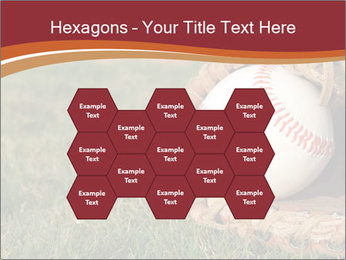 Baseball Competition PowerPoint Templates - Slide 44
