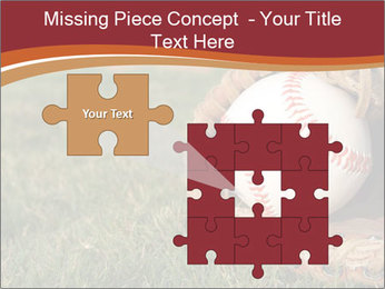 Baseball Competition PowerPoint Templates - Slide 45