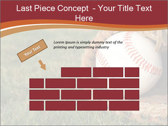 Baseball Competition PowerPoint Templates - Slide 46