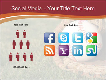 Baseball Competition PowerPoint Templates - Slide 5