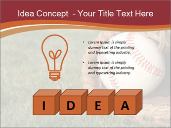 Baseball Competition PowerPoint Templates - Slide 80