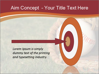Baseball Competition PowerPoint Templates - Slide 83