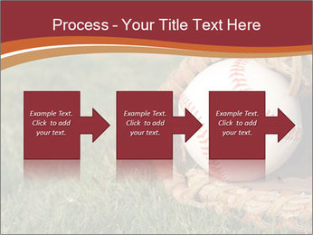 Baseball Competition PowerPoint Templates - Slide 88