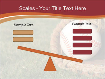 Baseball Competition PowerPoint Templates - Slide 89