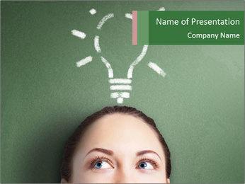 Creative Brain PowerPoint Template