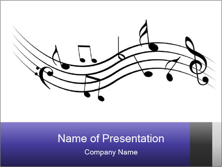 Classical Music Powerpoint Template Smiletemplates