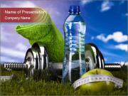 Slimming Program PowerPoint Templates