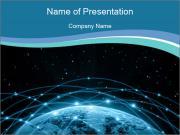 Global Network Шаблоны презентаций PowerPoint