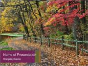 Colorful Autumn PowerPoint Templates