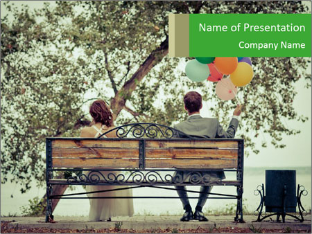 love story powerpoint template