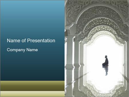 Islamic devotion powerpoint template backgrounds google slides islamic devotion powerpoint template toneelgroepblik Image collections