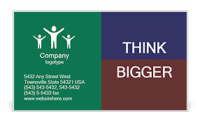 0000032705 Business Card Template