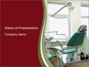 Dental Cabinet PowerPoint Templates