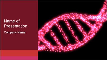 human genetics powerpoint template backgrounds google slides id