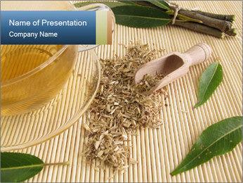 Nature Healing PowerPoint Template