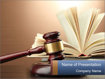 Constitution PowerPoint Template