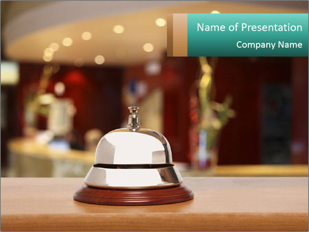 Ring at hotel reception powerpoint template backgrounds google ring at hotel reception powerpoint template toneelgroepblik Images