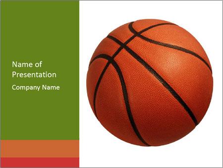 basketball powerpoint template smiletemplates com