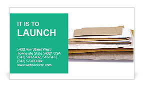 0000034511 Business Card Template