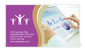 0000034640 Business Card Template