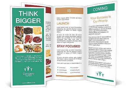 nutrition brochure template.html