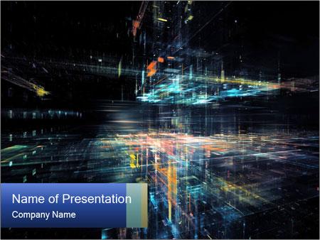 Artificial Intelligence Powerpoint Template Smiletemplates Com