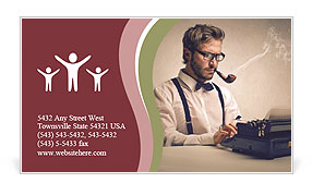0000035644 Business Card Template