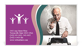 0000036550 Business Card Template