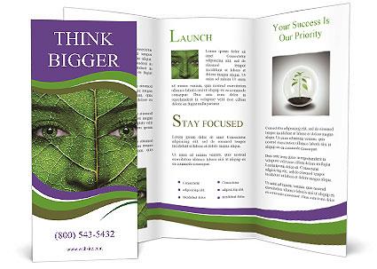 Brochure Template Design ID 0000036727 SmileTemplates – Sample Pamphlet Templates