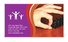 0000038407 Business Card Template