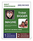 Protect Family Flyer Template