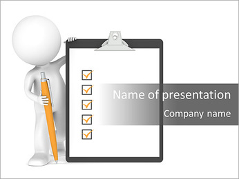 Test PowerPoint Template