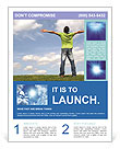 Embrace The World Flyer Template