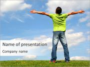 Embrace The World PowerPoint Templates
