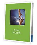 Hand Of Help Presentation Folder
