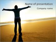 Total Freedom PowerPoint Templates